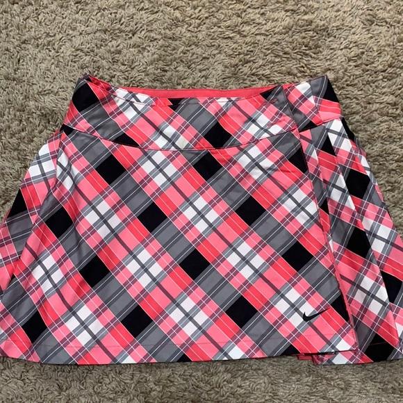 Nike reversible tennis skirt